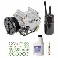 For 2003 Ford Escort AC Compressor w/ A/C Repair Kit DAC