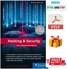 Hacking & Security: Das umfassende Hacking-Handbuch mit über 1.000 Seite e_B00.K