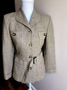 Petite Sophisticate Blazer Jacket Size 7