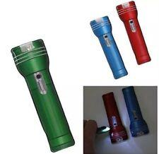 Extra Slim PVC Mini LED Magnetic Torch Light Pocket Camping Car Flashlight New