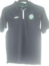 Mens Football Shirt - Celtic FC - Umbro - Training - Black - Size M