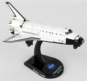 NASA - Shace Shuttle - Atlantis - 1:300 - DieCast Modell Postage Stamp PS5823-1