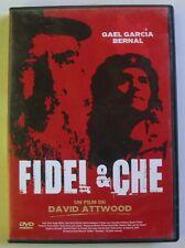 DVD FIDEL & CHE - Gael GARCIA BERNAL - David ATTWOOD