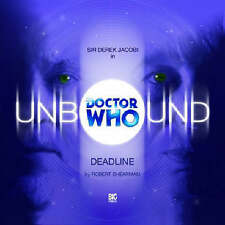 Deadline (Doctor Who: Unbound) by Robert Shearman | Audio CD Book | 978184435017