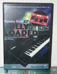 Yamaha world of motif xs video dvd help tutorial training lesson