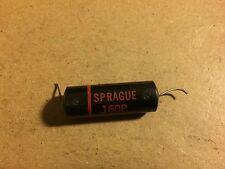 Sprague Black Beauty .056 uf 600v 160P Capacitor Guitar Amp Tone Cap (3 avail)