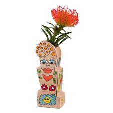 "James Rizzi: ""FLOWERS FOR MY GIRL"", Vase, Goebel Porzellan, neu TOP ANGEBOT"