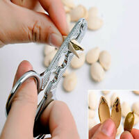 Nut Cracker Pistachio Nut Opener with Stainless Steel Handle Nut Open Tool 1Pc