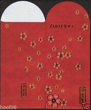 Shiseido CNY 2 pcs Mint Red Packet Ang Pow