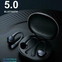 Bluetooth Headset Wireless Sport Headphones TWS Bluetooth 5.0 Ear Hook V7E3