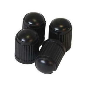 Tyre Dust Caps 4pk 4pk - Silverline - 675060