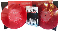 """The Beatles - The Red Album Years - New Sealed 2 x 10"""" Red Vinyl - IN STOCK"""