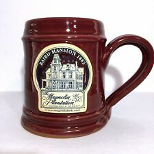 Deneen Pottery BAIRD MANSION Magnolia Plantation Coffee Tea Cup Mug Hand Thrown