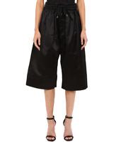 Vivienne Westwood Sumo Black Culottes Pants 84164 Size S/M