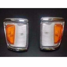 New Hilux Indicator Signal Corner Lamp Light 88-97 LN106 106 4WD Pickup 1Pair