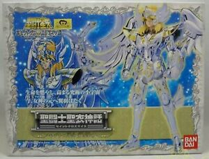 Used Saint Seiya God of Cygnus Hyoga Figure Bandai Cloth Myth from Japan