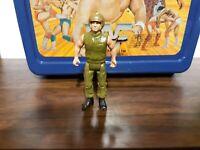 Tanker Sgt Rock Remco 1982 figure rare