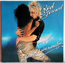 "12"" Vinyl ROD STEWART - Blondes Have More Fun"