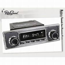 VW 411 412 de Época Autoradio Retro Sonido Becker Óptica Diseño Fm Fm Aux Aux