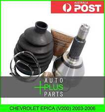 Fits CHEVROLET EPICA (V200) 2003-2006 - Outer Cv Joint 32X55.4X28