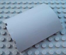 LEGO Light Gray 4x4x6 Quarter Cylinder Panel
