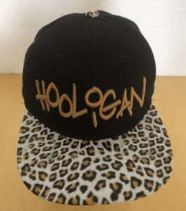 HOOLIGAN Nappytabs Georgetown Collection Cap Hat Raised 3D Embroidery Headwear
