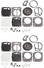 Sea Doo SPX XP HX GSX GTX GTS 657 717 720 787 800 Dual Carburetor Rebuild Kit