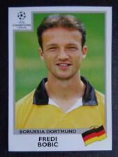 Panini Champions League 1999-2000 - Fredi Bobic (Borussia Dortmund) #68
