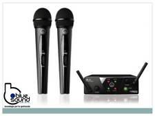 Akg Wms 40 Wms40 Mini Dual 2 Vocal Set