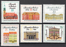 DDR 1971 Mi. Nr. 1661-1666 Postfrisch ** MNH