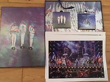TAKE THAT ULTIMATE BOXSET III CD+LIVE 2015 TOUR+20 GLOSSY PHOTOS