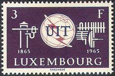 Luxembourg 1965 ITU-UIT/Radio Aerial/Telegraph/Communication/Telecomms 1v n42451