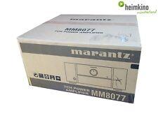 Marantz MM8077 Endstufe 7 Kanal 7x180 Watt (Schwarz) NEU Fachhandel