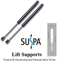 SUSPA® C16-02648 35-LB Limit Gas Spring/Prop/Strut/Shock Lift Support (Set of 2)