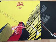 LP I POOH Stop GERMANY ARIOLA 202 842-320 1980