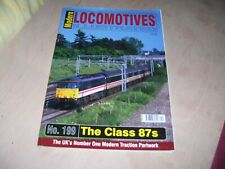 Modern Locomotives Illustrated No 199 the class 87s