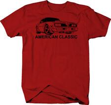 American Classic Pontiac Firebird Transam Y82  Color T-Shirt