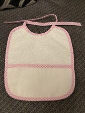 Baby bib - Cross Stitch / Embroidery Blank