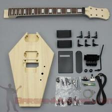 Bargain Musician - GK-015 - DIY Unfinished Project Luthier Guitar Kit