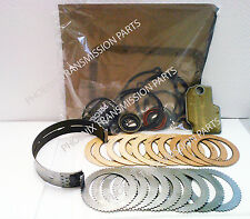 FMX Transmission Master Rebuild Kit with Clutches Steels Filter Band 1968-1981