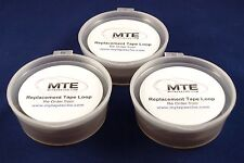 3 X MULTIVOX  Tape Echo Loops Analogue tape Loops NEW