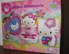 Sanrio Hello Kitty Sequin Essentials MAKE HEART MIRROR BALLERINA & PHOTO HOLDER