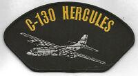 C-130 HERCULES HAT PATCH US MARINES NAVY USCG PILOT FLIGHT CREW HERK SPECIAL OPS