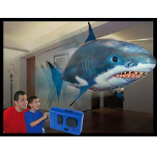 Air Shark™ - The Remote Controlled Fish Blimp - Remote Control Air Swimming Fish