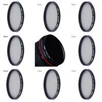 ZOMEI CPL Circular Polarizing Polarizer Lens Filter for Canon Nikon DSLR Camera