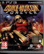 Sony Duke Nukem Forever Playstation 3 Ps3 ITA - Ps30767