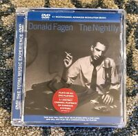 Donald Fagen The Nightfly 5.1 Advanced Resolution Surround Sound DVD Audio Nice