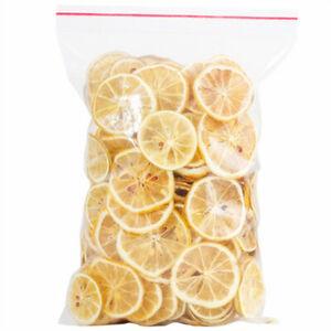 Lemon Tea Freshly Soaked Scented Tea Helthy Drink Lemon Slices Dried Fruit Tea