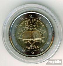 Spanje 2007 Stgl./ongecirculeerd 2007 2 Euro Roman Contracten