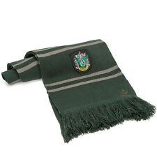 Harry Potter Officially Licensed Hogwarts Embroidered Slytherin Scarf 190cm